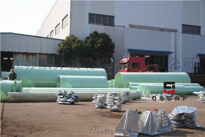 玻璃钢管道制造厂家 实惠公认的品牌厂家 江苏欧升
