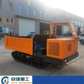 4吨履带运输车,山地履带运输车,自卸履带运输车