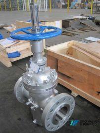 自贡碳钢或不锈钢软密封美标API6D平板闸阀