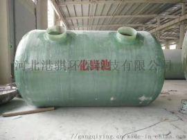 玻璃钢水罐安装方法-港骐