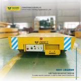 15噸蓄電池軌道車 帶轉向機構搖桿操作電動搬運車