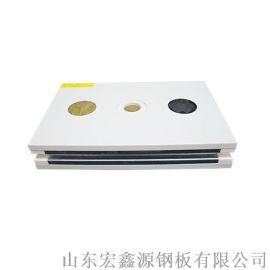 手工玻镁岩棉板  纸蜂窝防火阻燃净化板厂家批发价格