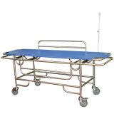 SKB037(A) 手术推车 不锈钢推车 病人推车