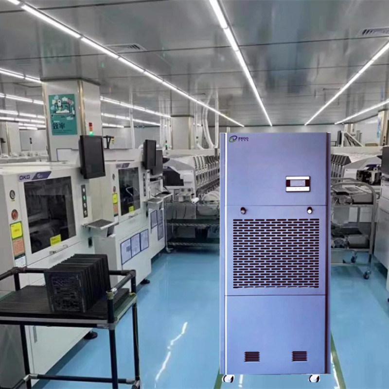 电子厂净化除湿机 电子元器件工厂除湿机