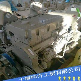 美国全新进口康明斯QSM11 柴油发动机总成