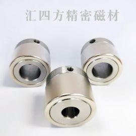 磁性齿轮 无接触式磁力滚轮 机械设备传动磁力轮
