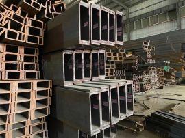 江苏无锡SS400日标槽钢 江苏无锡欧标槽钢