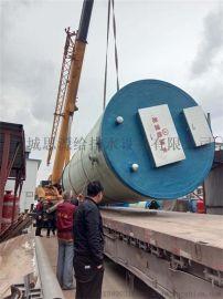 工厂直发雨水防涝一体化雨污水提升泵