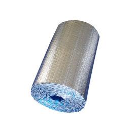蒸汽管道隔熱抗對流層 雙層鋁箔氣泡保溫隔熱材料