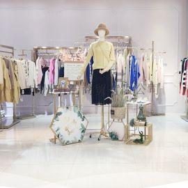 时尚原单女装品牌欧兰卡新款毛衣折扣店进货渠道