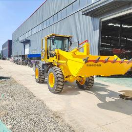 供应装载机 全新四驱动力工程机械 小型轮式装载机