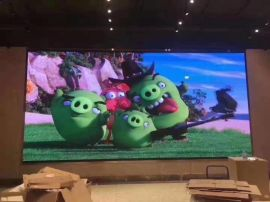 电影院安装P2LED全彩大屏用晶台封装一平方多少钱
