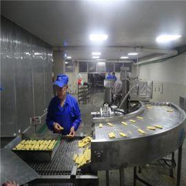 天妇罗上浆机鸡排 鱼排上浆机 得尔润食品机械生产线