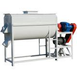 卧式单轴饲料混合机山东厂家供应卧式拌料机械