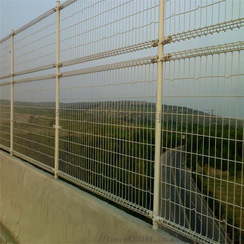 卷圈护栏网/双圈护栏网/市政绿化隔离栅