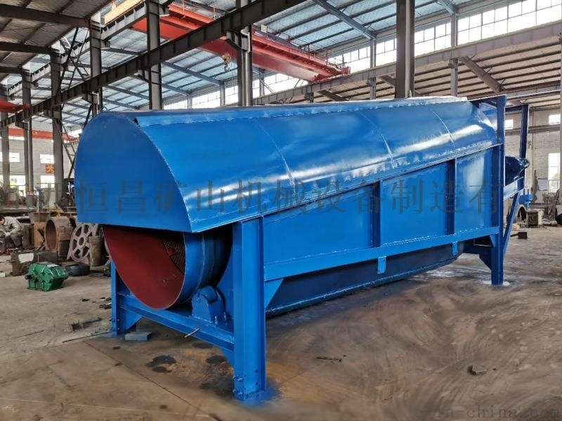 江西供应大型筛沙机滚筒式 江西筛沙一体机厂家