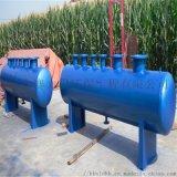 陇南供水集水器 管道分水器 集分水器
