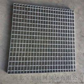 镀锌钢格板厂家供应于车间,围栏