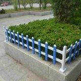 內蒙古錫林郭勒盟pvc塑鋼草坪護欄廠家 pvc圍欄網