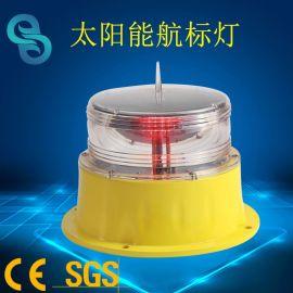 一体式太阳能航标灯 GPS同步浮标灯