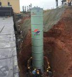 一體化預製泵站如何有序安裝