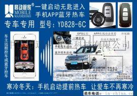 手机控车系统