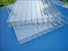 镇江阳光板车棚 雨棚板 南通耐力板厂家