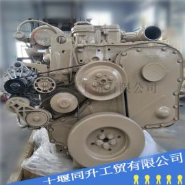 龙工旋挖钻机柴油机 进口康明斯QSC8.3发动机