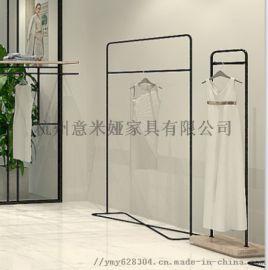 服装展示柜-服装中岛柜