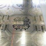 湖南不锈钢花纹板 304不锈钢压花板定制
