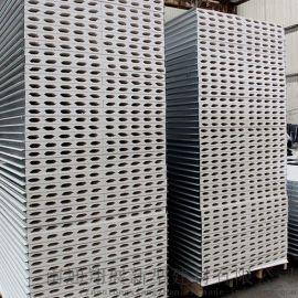 硫氧镁夹芯板 硫氧镁净化板 食品车间彩钢净化板
