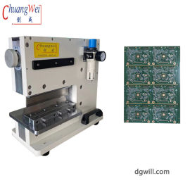 PCB剪切式V槽分板机
