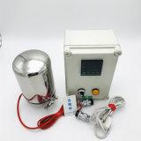 卫生级电加热呼吸器 5英寸智能控温电加热呼吸器