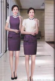 邛崃市酒店经理工作服定做厂家派登服饰