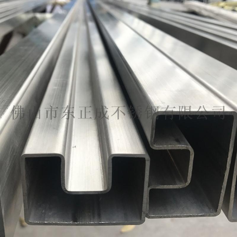 不锈钢异形管,非标定做不锈钢异形管