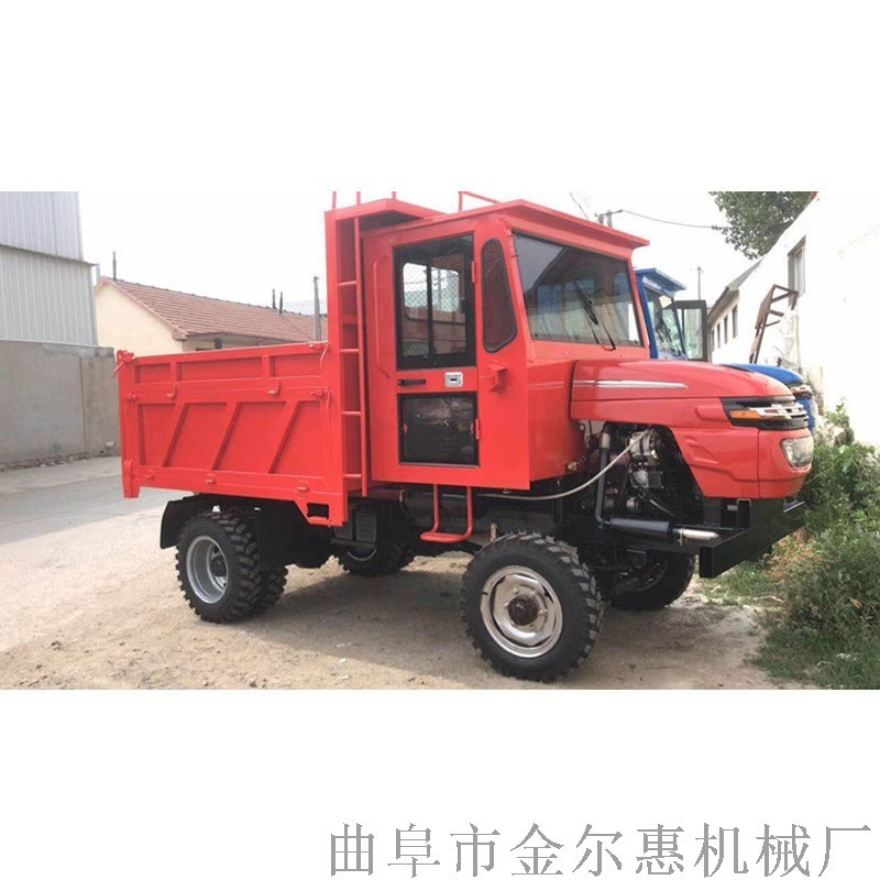 工地载重型柴油四不像/价钱实惠的四轮车