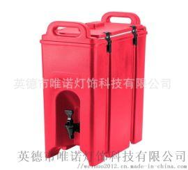 滚塑加工厂家供应环保节能 咖啡保温箱 饮料保温箱