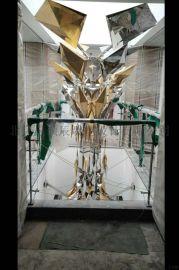 北京雕塑公司北京不锈钢雕塑镜面雕塑雕塑定制厂家