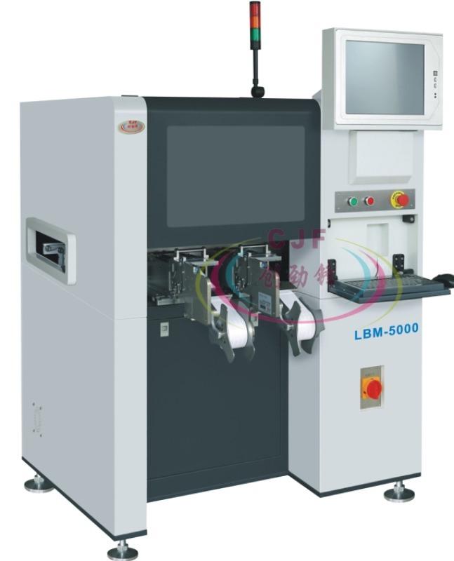 SMT周邊設備PCB全自動貼標機生產廠家打標機
