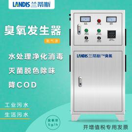纯净水消毒杀菌装置兰蒂斯臭氧机生产商