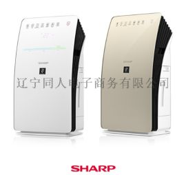 日本夏普空气净化器除异味烟尘 无雾加湿净化器 除菌除花粉 智能遥控
