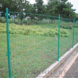 学校围墙护栏网@人和围墙护栏网@绿色围墙护栏网