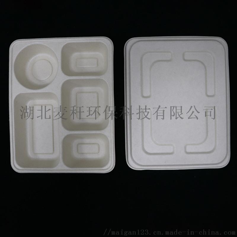 環保可降解一次性五格餐盒,工廠直髮,餐盤