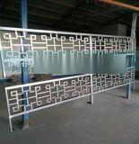 直銷塑鋼護欄網PVC花園圍欄 自產自銷PVC草坪護欄