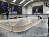 陸地冰球圍擋界牆輪滑場圍擋學校旱地冰球圍擋生產工廠