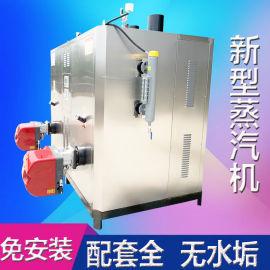 天然气产蒸汽设备 门头店面供暖用蒸汽发生器