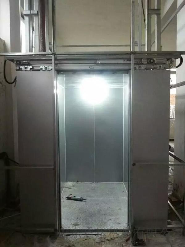 洛陽市導軌電梯曳引式電梯啓運無底坑升降臺