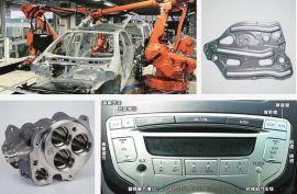 全自动**率汽车配件激光焊接生产线