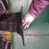 施工缝钢边橡胶止水带 中埋式外贴式背贴式止水带