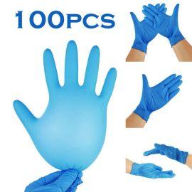 pvc手套,加厚无粉,
